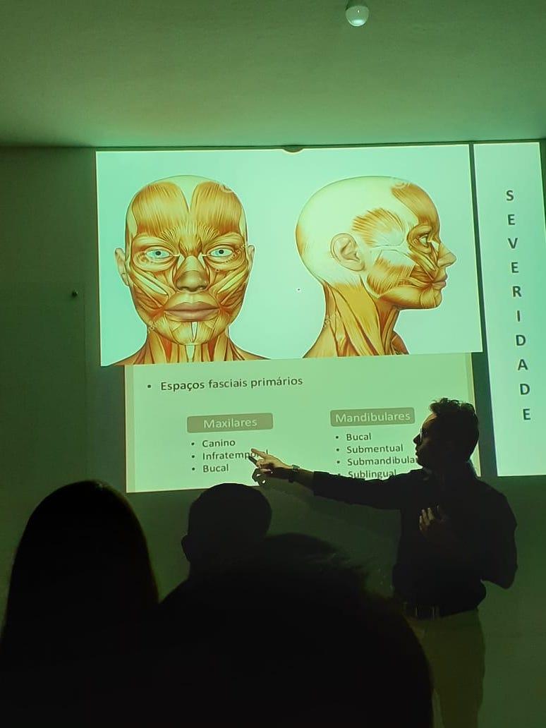 2ª Reunião Científica: Buco-Maxilo-Facial - Seminário com residentes da UEL